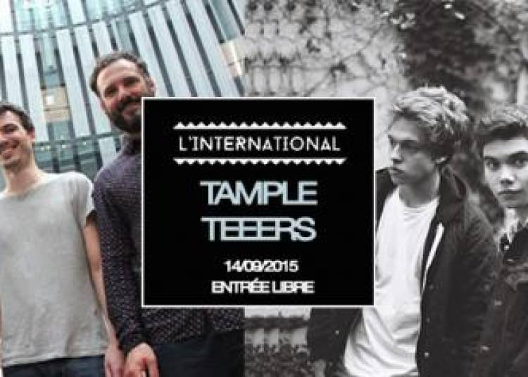 Teeers et Tample � Paris 11�me