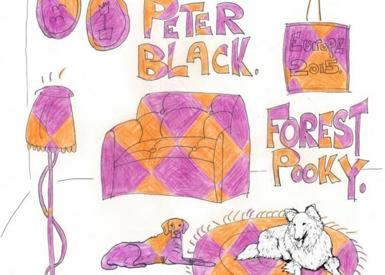 Peter Black et Forest Pooky � Lyon