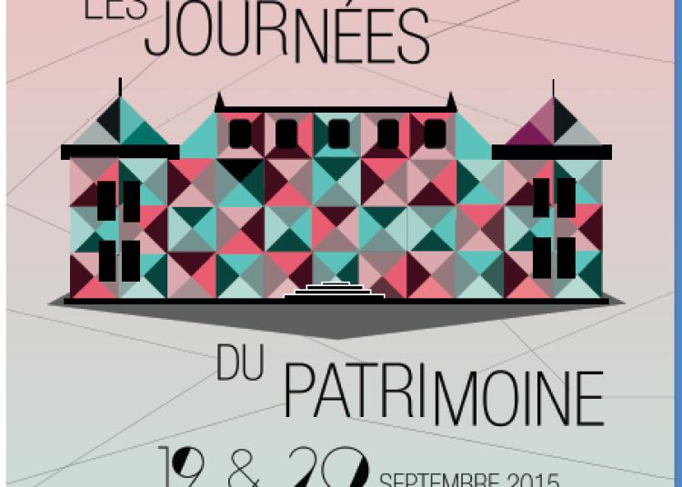Les Journ�es du Patrimoine au Ch�teau d'Auvers ! 2015