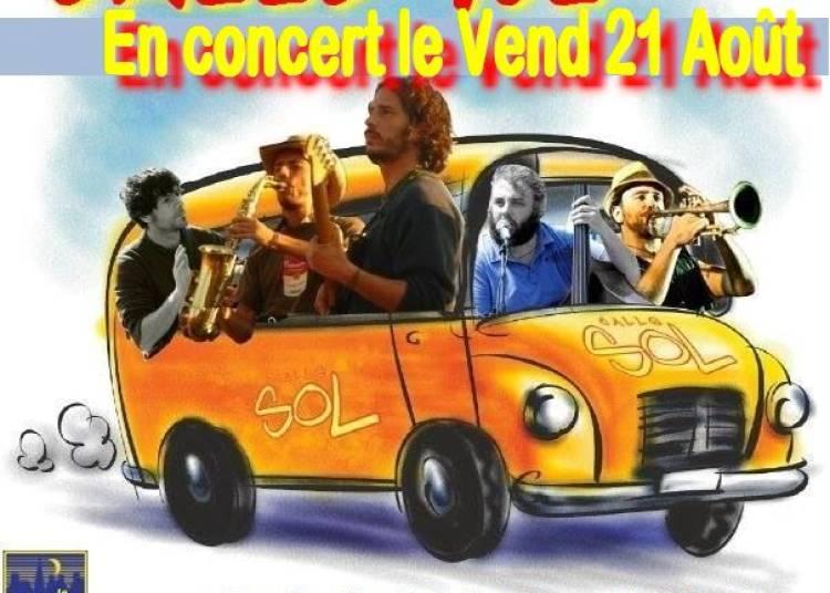 Calle Sol en concert � Bordeaux