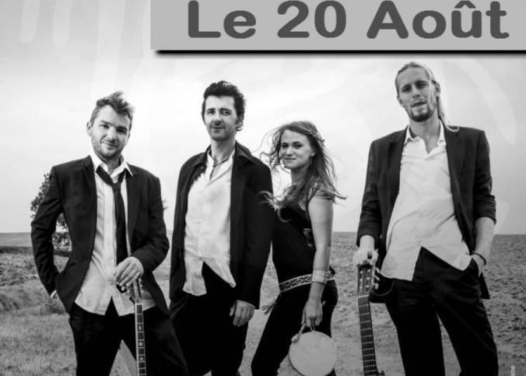 Open zik live, Cuarteto Tafi � Bordeaux