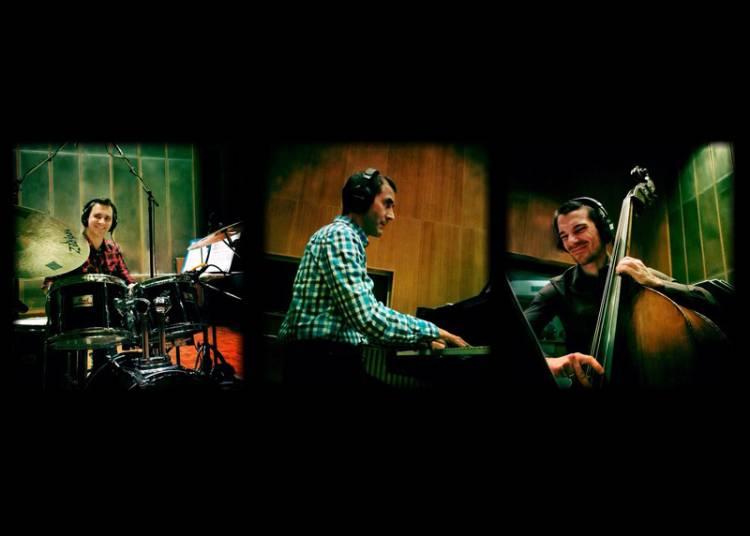 Fr�d�ric Charlent Trio - Sortie de l'album
