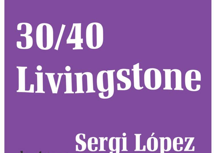 30/40 Livingstone � Paris 2�me