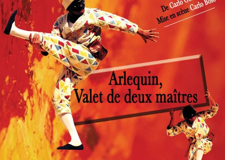 Arlequin, Valet de deux maitres � Paris 4�me
