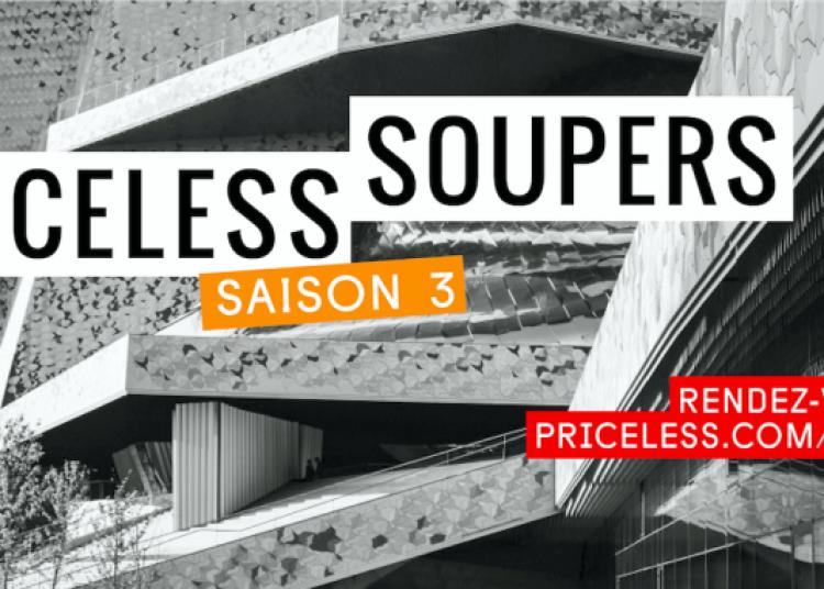 Priceless Souper Saison 3, Episode 6 : Dessous de table � Paris 19�me