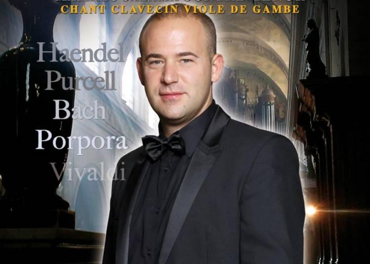 Concert Hommage aux castrats, airs pour Farinelli � Paris 19�me