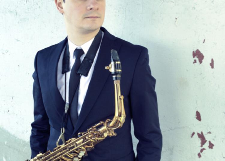 Dmitry Baevsky Trio � Paris 1er