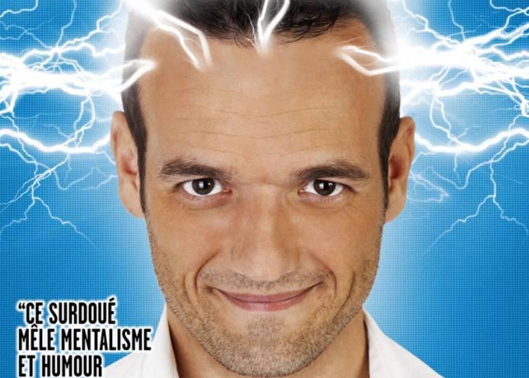Fabien Olicard vous mentalise � Saint Quentin Fallavier