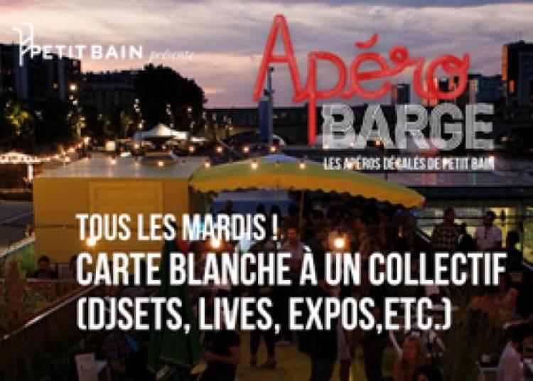 Ap�robarge Carte Blanche � Hartzine � Paris 13�me