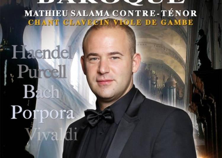 Concert De Musique Baroque Hommage Aux Castrats � Paris 4�me