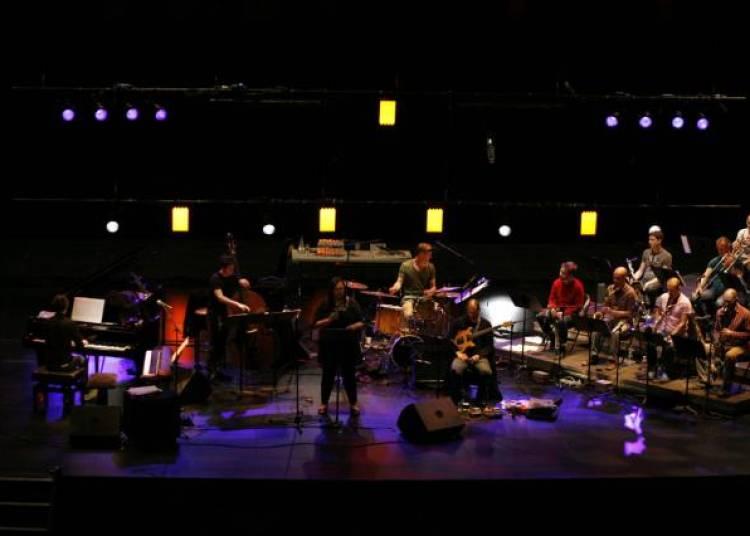 Le Grand Rateau Big Band � Paris 1er