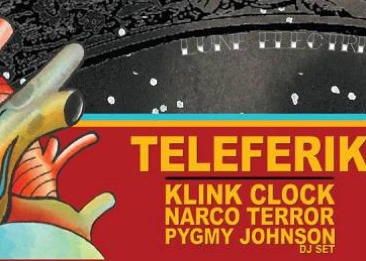 Teleferik Album Release Party � Paris 13�me