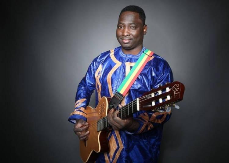 Youssouf Karembe et M�tisko � Paris 14�me