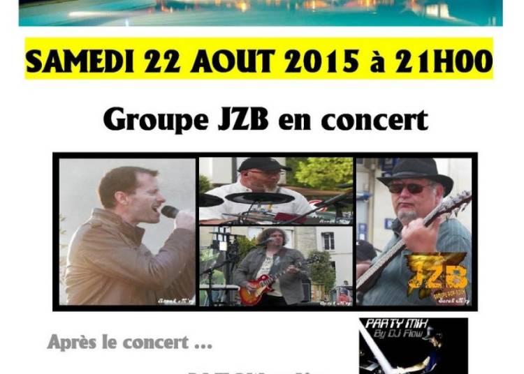 Concert Groupe JZB et Dj Flow � Bernieres sur Mer