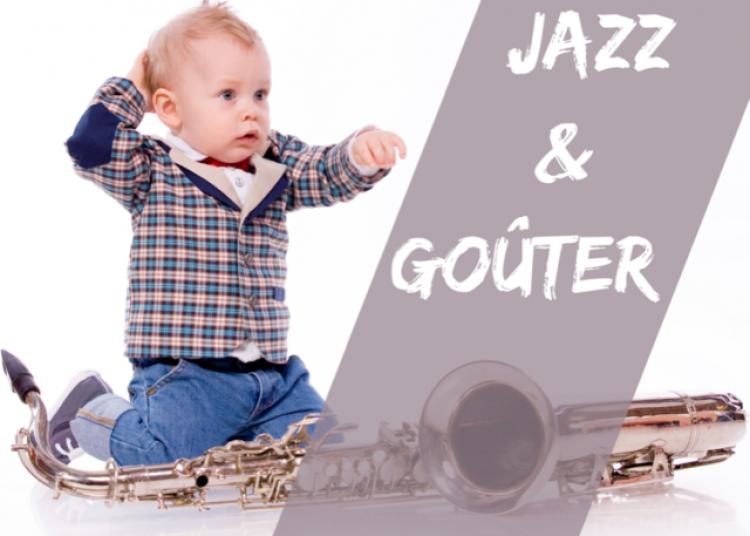 Jazz et Go�ter F�te Les Chansons De No�l � Paris le 20 d�cembre 2015 � Paris 1er