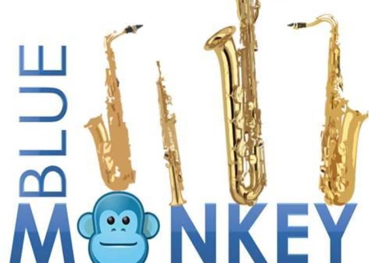Le Blue Monkey Sax Quartet ! Le Spectacle � Servian