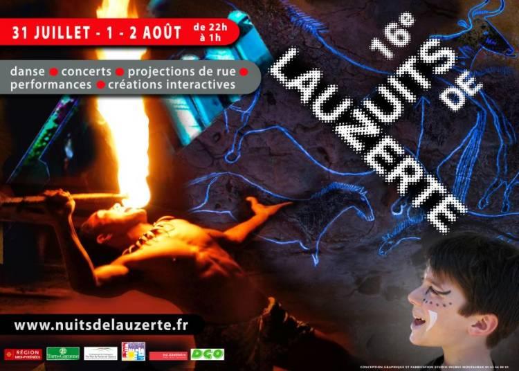 Les Nuits de Lauzerte 2015