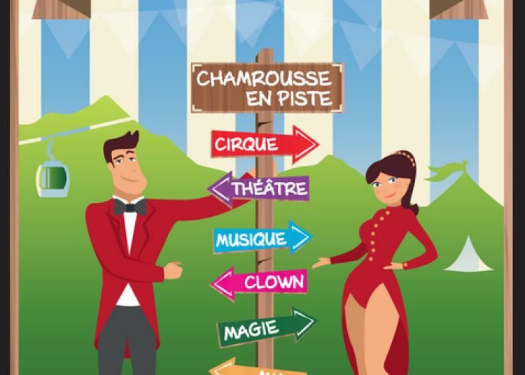 Festival Chamrousse en Piste 2015
