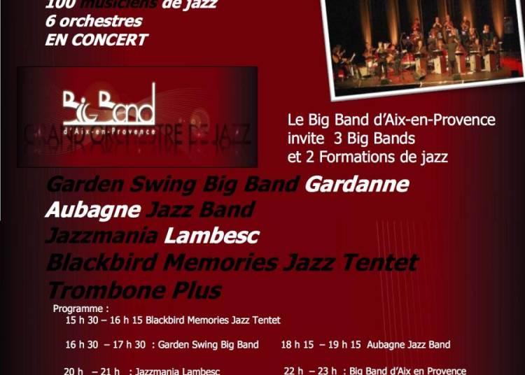 Blackbird Memories Jazz Tentet � Aix en Provence