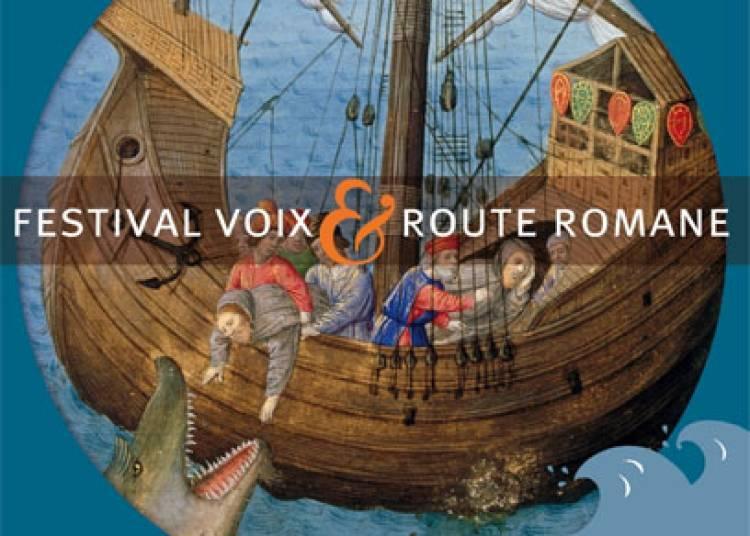 Festival Voix et Route romane 2015