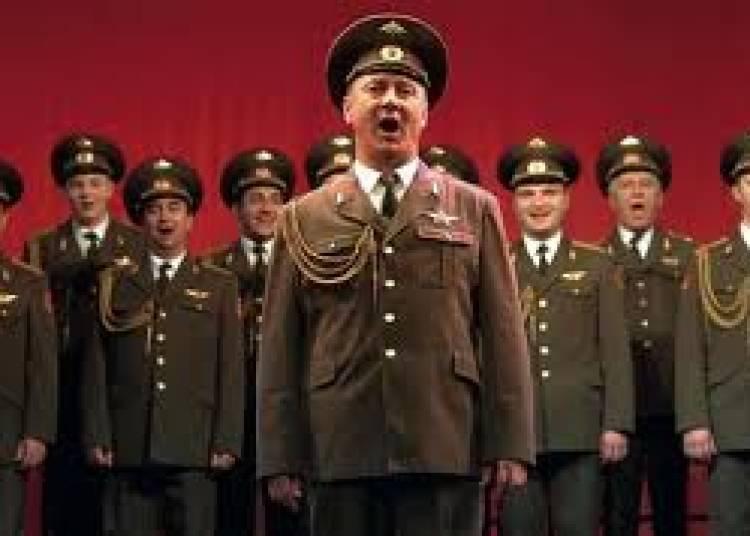 Les Choeurs de L'arm�e Russe � Macon