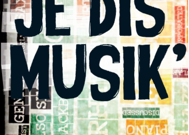 Je dis Musik' 2015