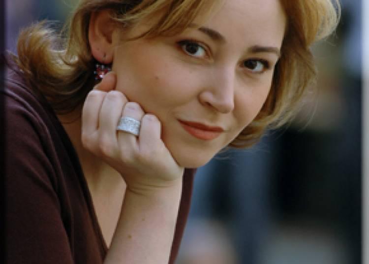 A L'opera Avec Karine Deshayes � Paris 7�me
