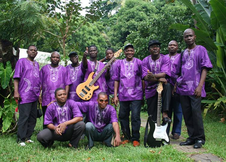 Orchestre Poly Rythmo De Cotonou � Dijon
