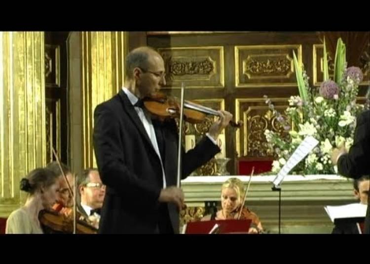 Vivaldi: 4 Saisons-ave Maria � Paris 8�me