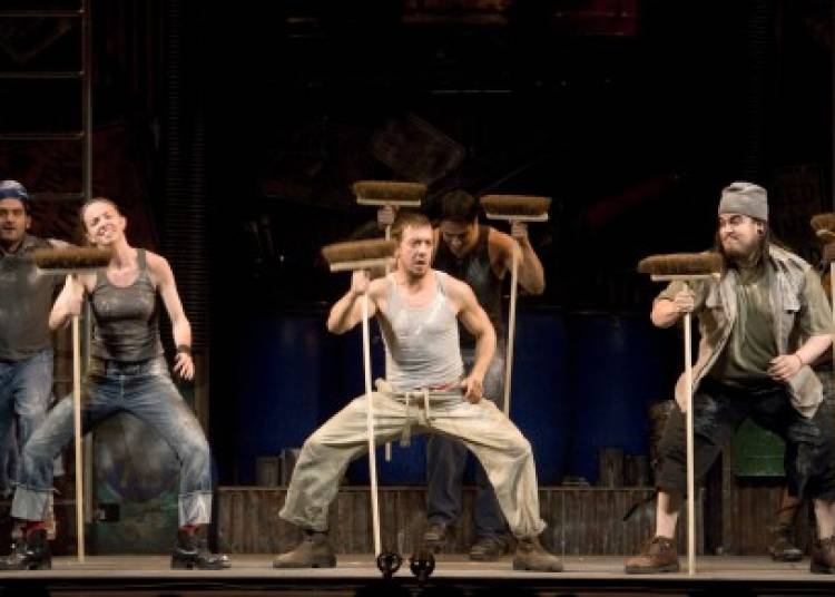 Stomp � Paris 9�me
