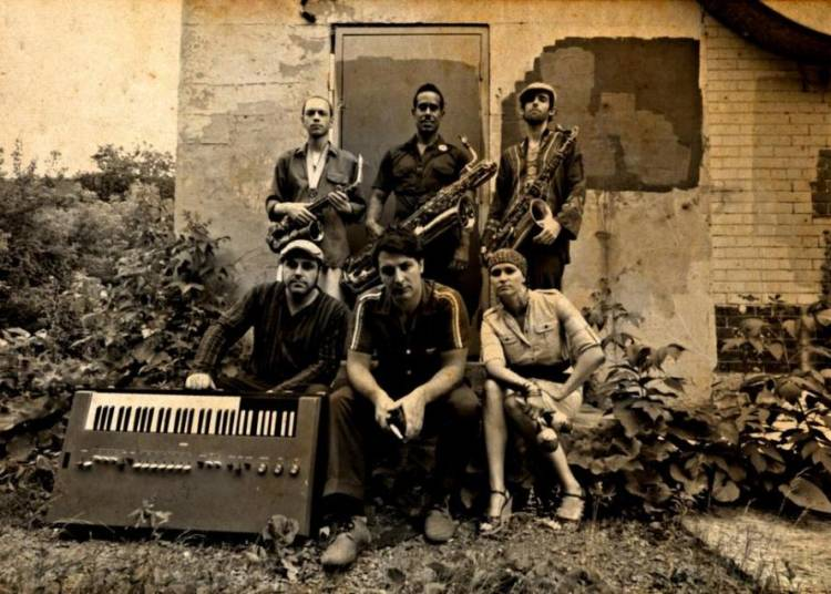 The Souljazz Orchestra, Dj Haze et Dj Fat Freddy � Rennes