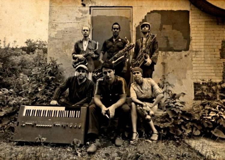 The Souljazz Orchestra, Dj Haze et Dj Fat Freddy � Rennes