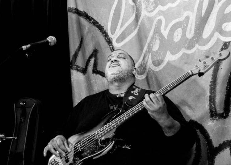 Thierry Fanfant et Zic Band � Paris 1er