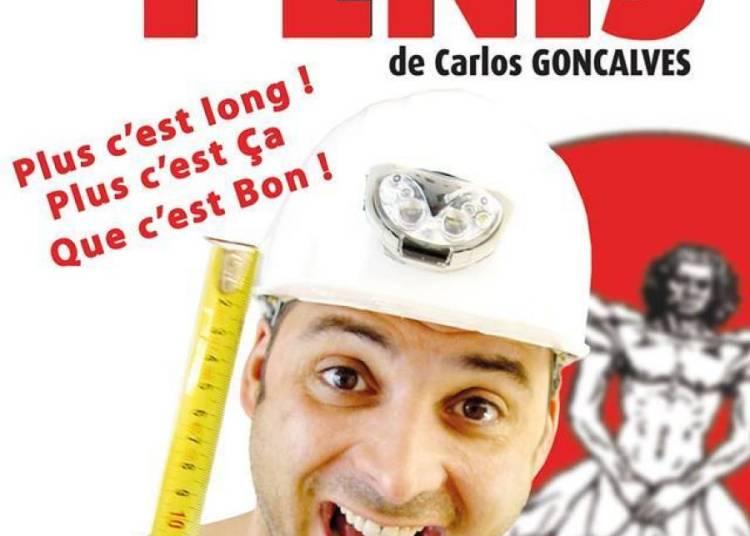 Carlos Goncalves, Les monologues du p�nis � Vienne