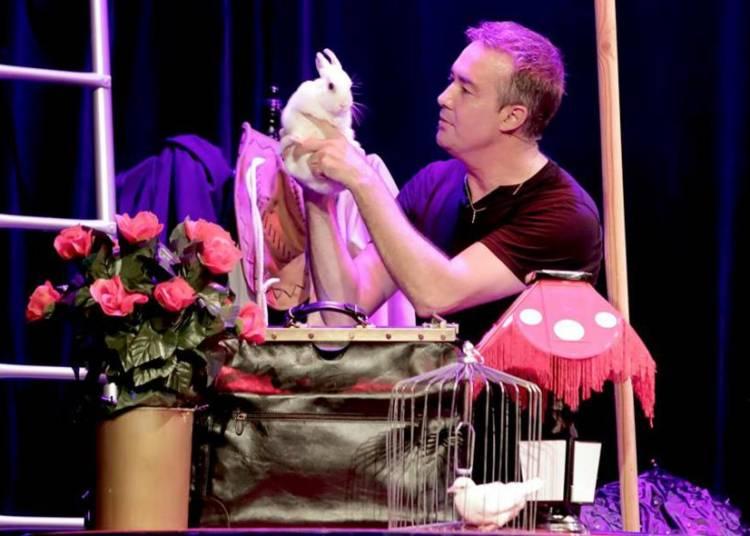Tom le magicien � Paris 10�me