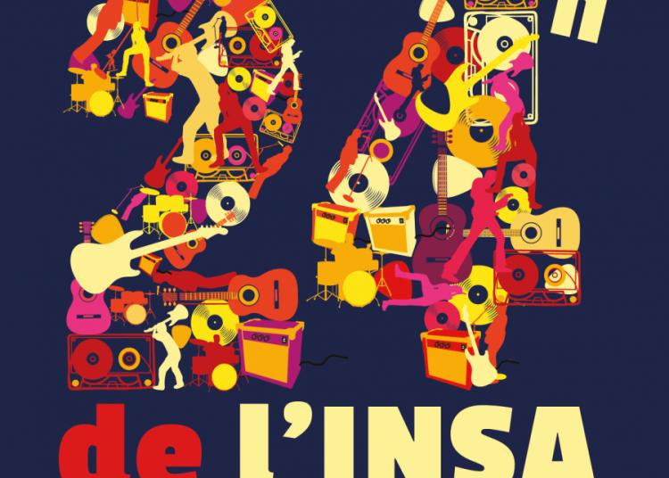 24 heures de l'INSA - 42�me �dition 2016