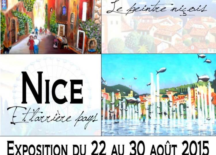 Nice et l'arri�re pays ni�ois � Saint Blaise