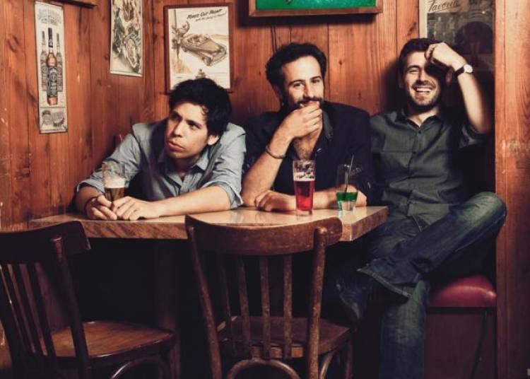 Eym Trio � Paris 1er