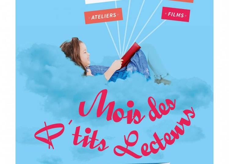 Le mois des petits lecteurs � Grenoble