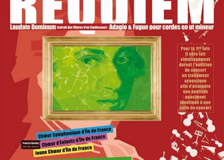 Requiem de Mozart � Paris 8�me