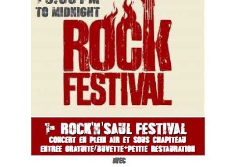 Festival Rock Saulon la Chapelle 2015