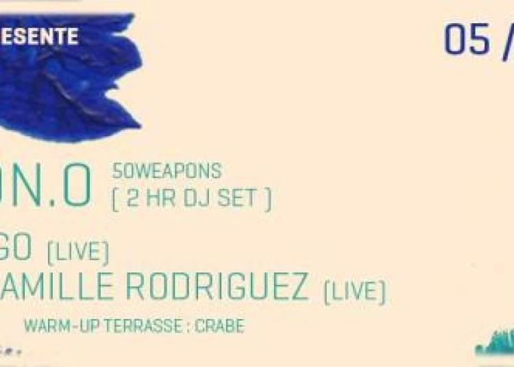 Phon.o, Eggo et Camille Rodriguez � Paris 13�me