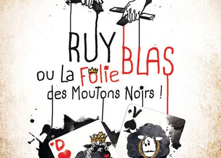 Ruy Blas � Paris 18�me