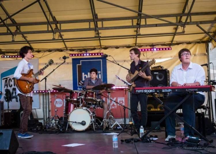 Tom Ibarra Quartet � Bordeaux