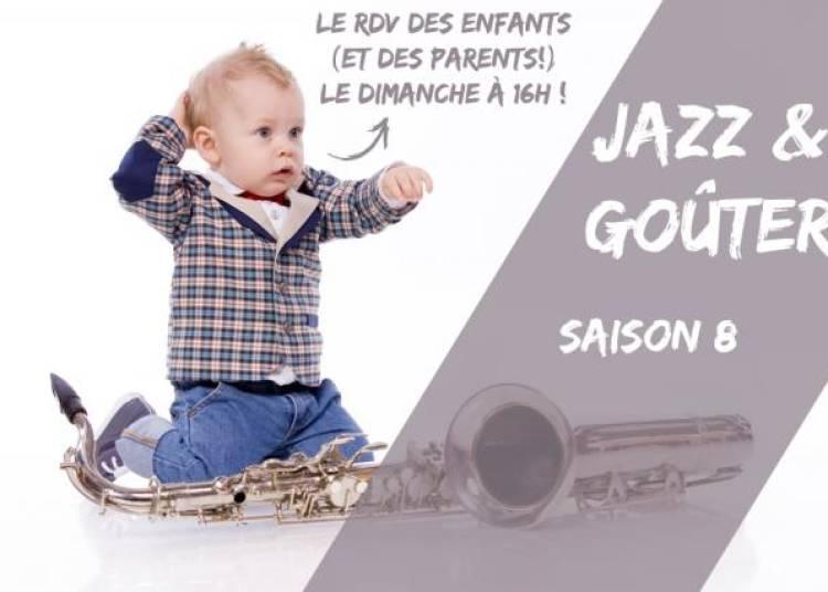 Jazz et Go�ter F�te Django Reinhardt � Paris 1er
