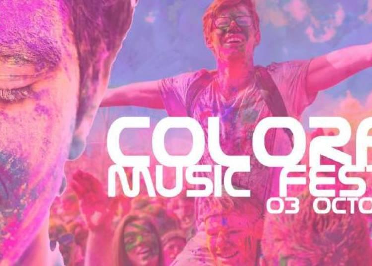 Colorful Music Festival�   Strasbourg 2015