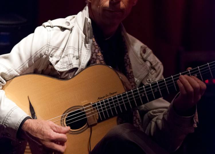 Angelo Debarre Quartet � Paris 11�me