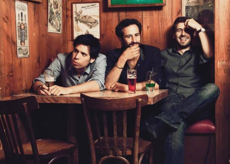EYM Trio � Bordeaux