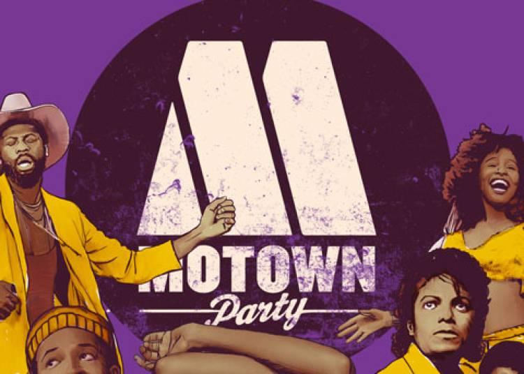 Motown Party � Paris 13�me