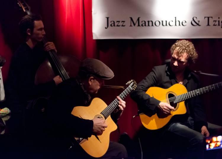 Rodolphe Raffalli Trio � Paris 11�me